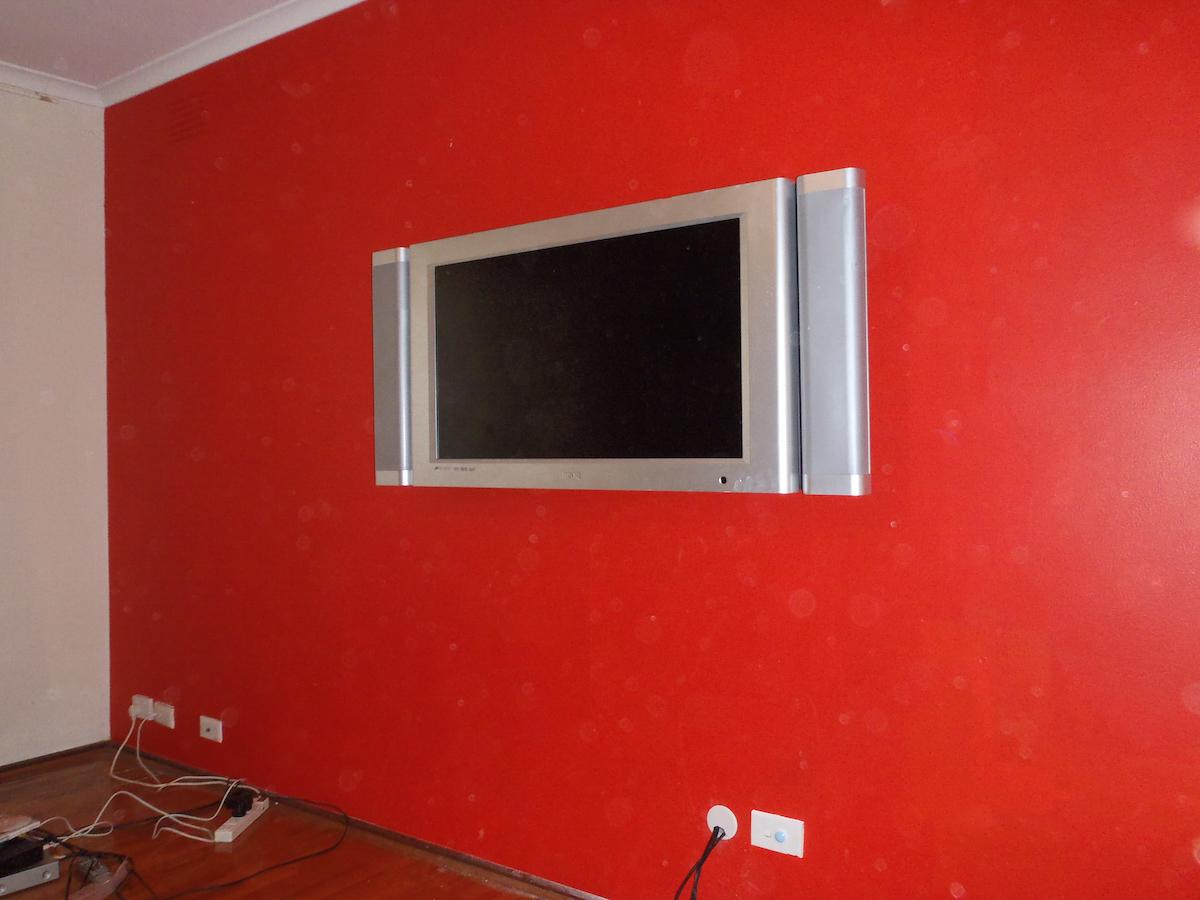 TV Mounting Melbourne - TV brackets